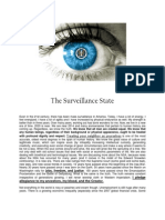 The Surveillance State