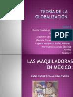 Maquiladoras en México