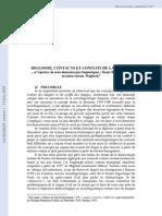 2003-Diglossies en Question Cahiers