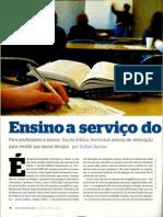 EBD precisa de renovação