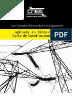 Ley General de Electricidad Comentada