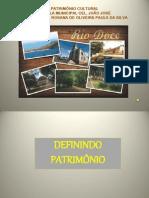 definindopatrimonio-120610151350-phpapp02