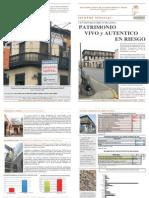 Informe Día del Patrimonio y Monumentos (18 de abril)
