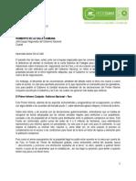 Carta Lafaurie - De La Calle - Proceso de Paz