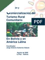PromocyComercializ Turismo Rural