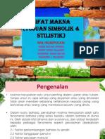 SIFAT MAKNA -KUMP 5