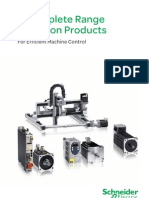 Schneider Electric Motion Products