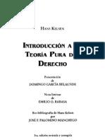 Introduccion a La Teoria Pura Del Derecho - Norma y Enunciacion Descriptiva