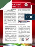 Boletín Around The World N° 032
