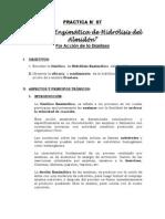 Cinética(6) Cinética Enzimática de Hidrólisis del Almidón por acción de la Diastasa-1