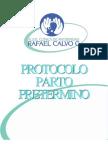 Protocolo Parto Pretermino