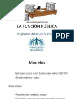 función pública 2013