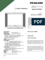 Tv Philco Pfs2980