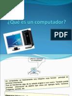 ¿Que es un computador?