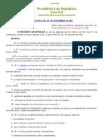 Decreto nº 6307