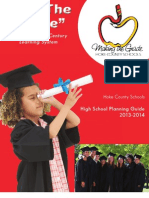 HCS Planning Guide 2013-2014