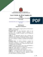 lei 10261-68 atualizada até 2010