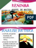 A Moreninha Slides