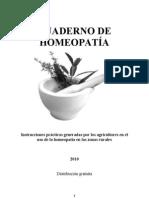 Cuaderno de Homeopatia-br