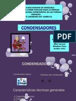 Condensadores 1