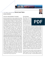 GMO / Jeremy Grantham Quarterly Letter - May 09