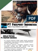 Slide - PT. Freeport Indonesia Company
