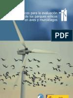 impacto ambiental parques eólicos