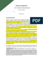 Ciencia y técnica como ideología1