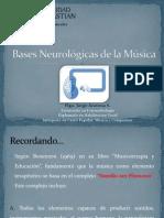 Bases Neurológicas de la Música