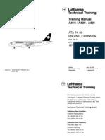 Airbus A320 CFM56