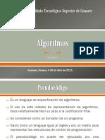 Algoritmos2