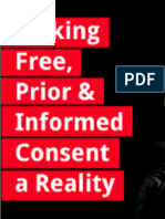 Free Prior and Informed Consent Presentation
