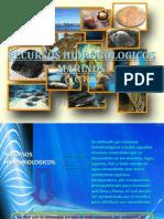 RECURSOS HIDROBÓLOGICOS MARINOS