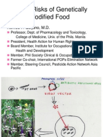 GMOs Health Effects BtTalong ConciseRev3