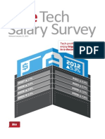 Dice 2013TechSalarySurvey