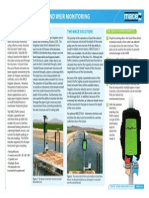 MACE Case Study Flume and Weir Monitoring
