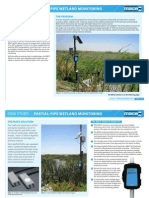 MACE Case Study Partial Pipe Wetland