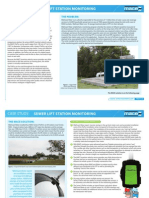 MACE Case Study Sewer Lift Station Monitoring