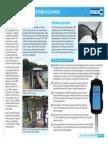 MACE Case Study Pump Station Discharge