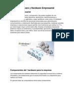 Software y Hardware Empresarial