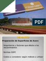 UCR TEMA XI PREPARACIÓN DE SUPERFICIE EN ACERO MODF.