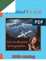 Wiz Kids Catalog