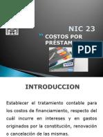 NIC 23   ..