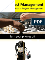 Project Mgmt Framework