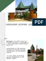 SAROVARAM BIOPARK KOZHIKODE.pptx
