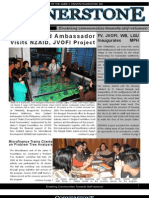 Jaime V. Ongpin Foundation, Inc. Newsletter Aug-Sep09