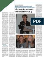 Zdrowie i Bezpieczenstwo w Polskiej Szkole Cz. 4 Konferencja