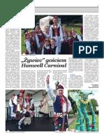 Żywiec gościem Hanwell Carnival