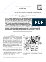 TERMINAL DISTRIBUTARY CHANNELS AND DELTA FRONT ARCHITECTURE OF RIVER-DOMINATED DELTA SYSTEMS