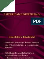 Esterilidad e Infertilidad
